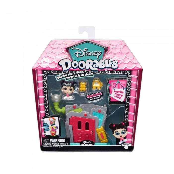 Disney Doorables Игровой набор с 2 фигурками Корпорация монстров
