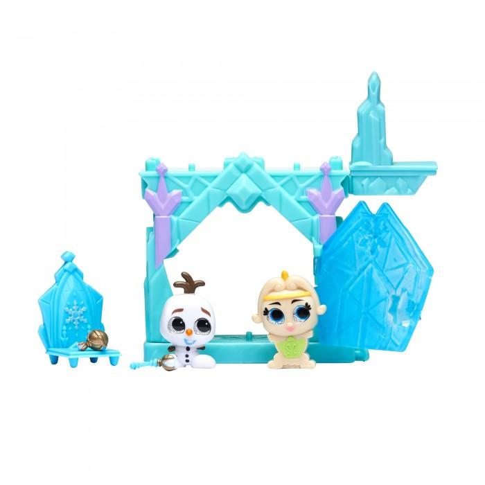 Disney Doorables Игровой набор с 2 фигурками Холодное сердце