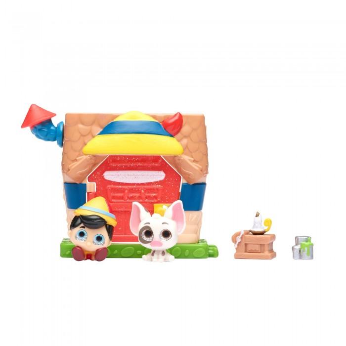 Disney Doorables Игровой набор с 2 фигурками Пиноккио