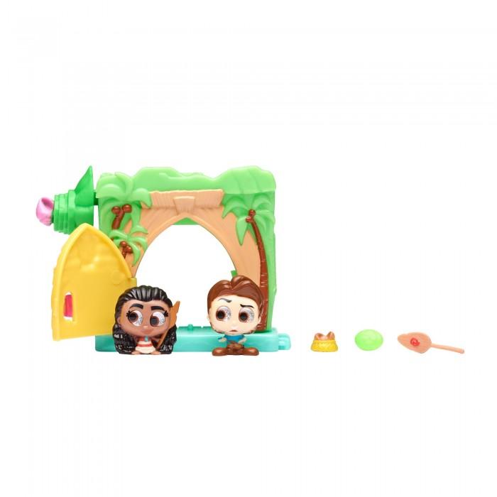 Disney Doorables Игровой набор с 2 фигурками Моана