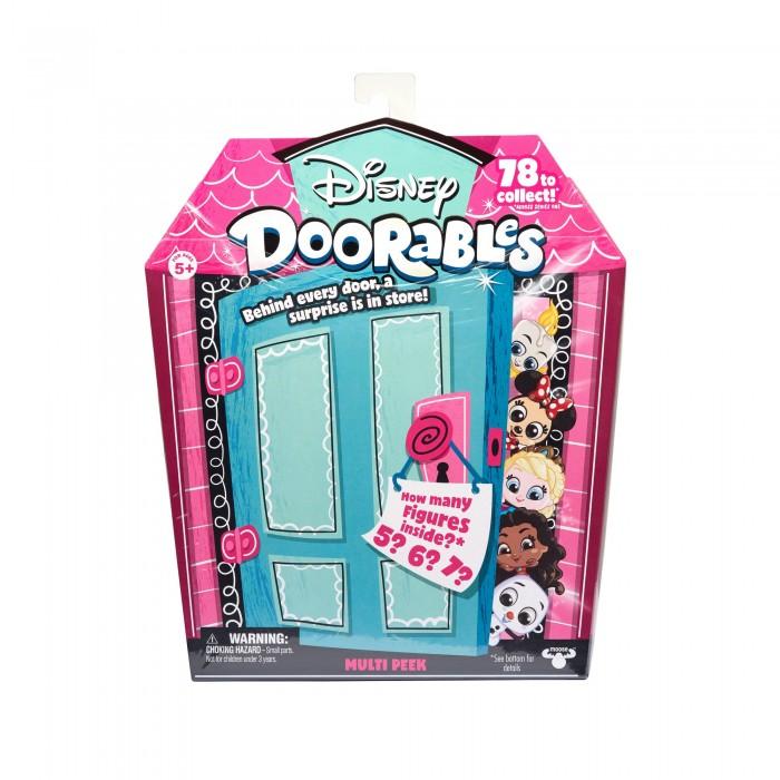 Disney Doorables Мульти набор 5+ фигурок