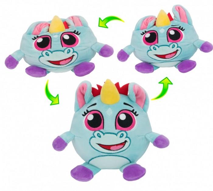 Мягкие игрушки 1 Toy Плюшевая Мняшки Хрумс Конни Хрум 12 см