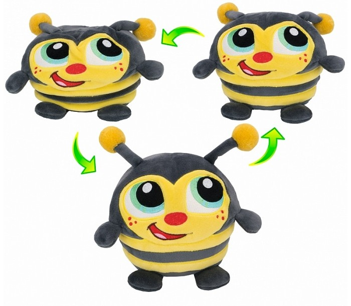 Мягкая игрушка 1 Toy Плюшевая Мняшки Хрумс Ася Хрум 18 см фото