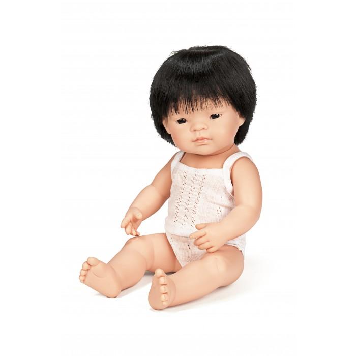 Miniland Кукла Мальчик азиат 38 см