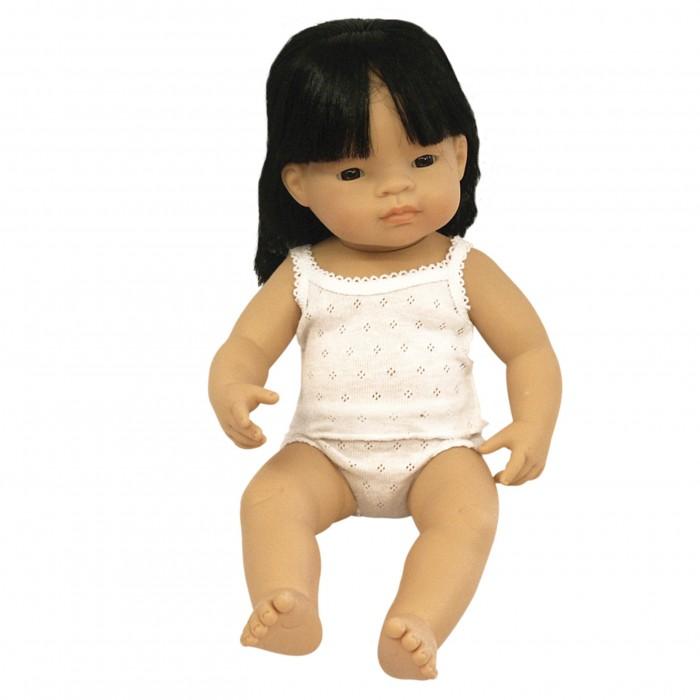 Miniland Кукла Девочка азиатка 38 см