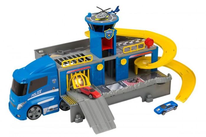 Купить Машины, HTI Игровой набор Teamsterz Полицейский грузовик