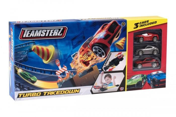 Купить Машины, HTI Игровой набор Teamsterz Побег