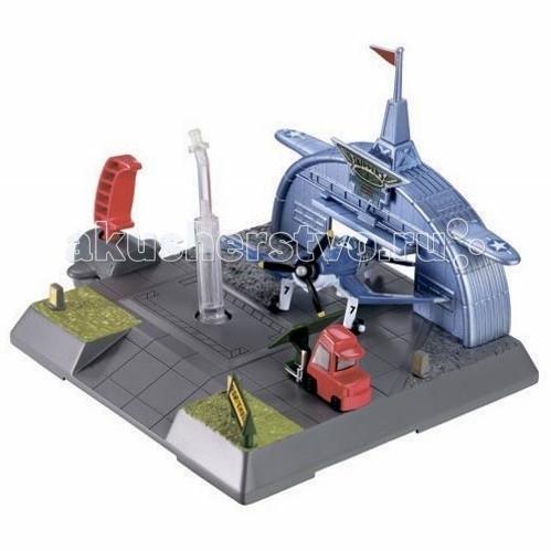 Игровые наборы Disney Mattel Planes Игровой набор с машинкой BFM30/BFM39