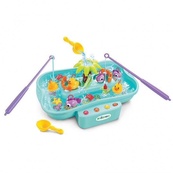 Жирафики Обучающая игрушка Рыбалка 939570