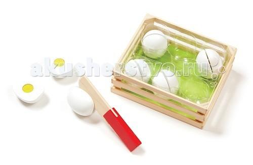 Деревянные игрушки Melissa & Doug Классические игрушки Отсортируй по цветам яйца музыкальные игрушки melissa
