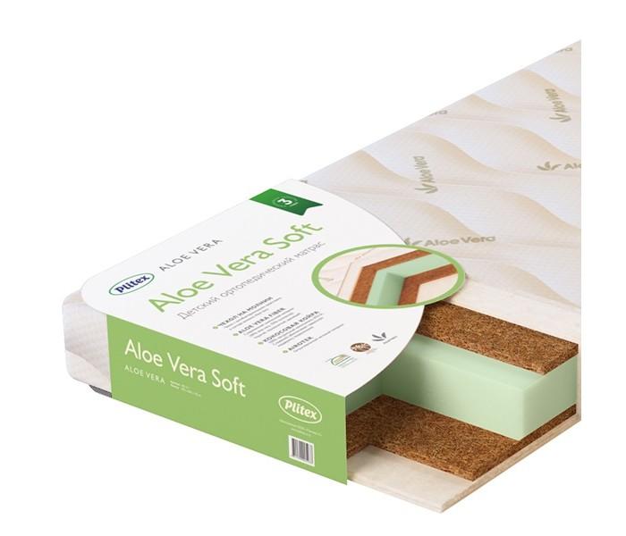 Матрас Плитекс Aloe Vera Soft 119х60х11