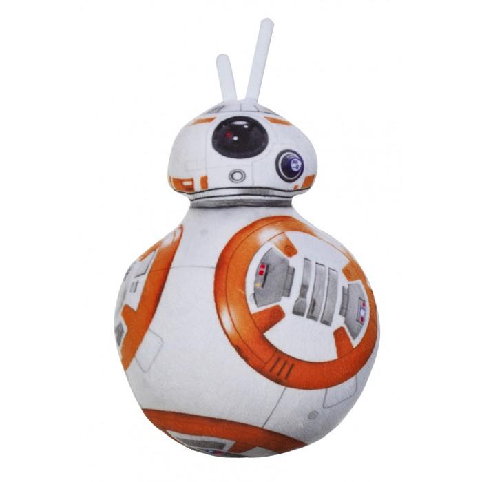 Подушки для малыша Star Wars Игрушка-мини подушка Дроид BB-8 20 см