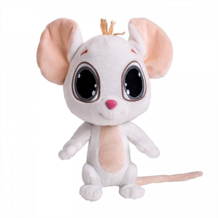 Мягкие игрушки Сказочный Патруль Мышонок Шушик со звуком 20 см
