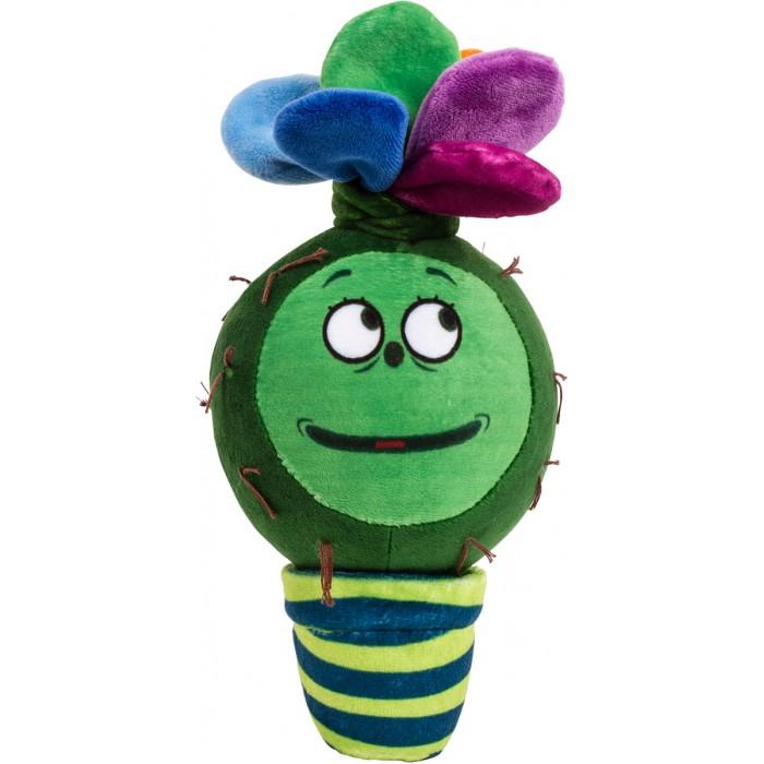 Мягкие игрушки Сказочный Патруль Цветик-Разноцветик со звуком 20 см