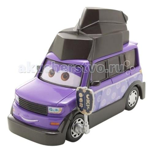Disney Mattel Cars Тачки 2 Kimura (Кимура)
