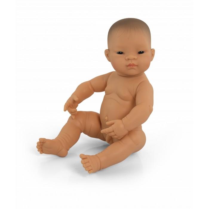 Miniland Кукла Мальчик азиат 40 см