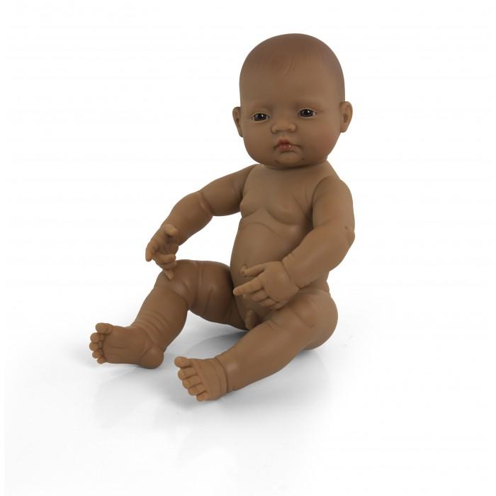 Miniland Кукла Мальчик латиноамериканец 40 см