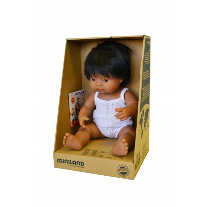 Miniland Кукла Девочка латиноамериканка 38 см фото