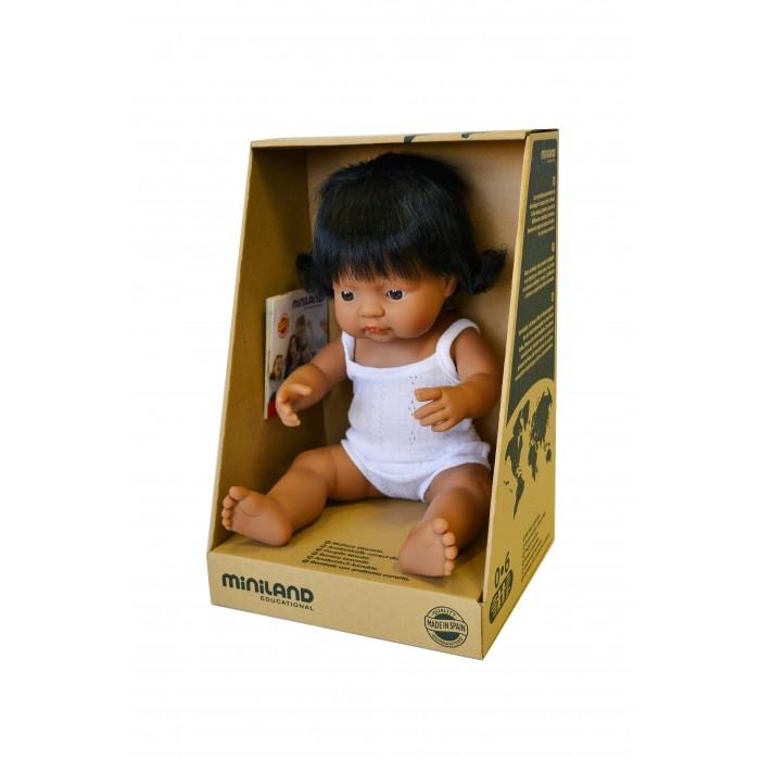 Miniland Кукла Девочка латиноамериканка 38 см