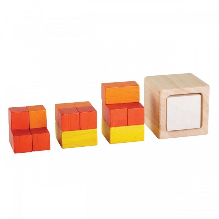 Купить Развивающие игрушки, Развивающая игрушка Plan Toys Кубики Дроби