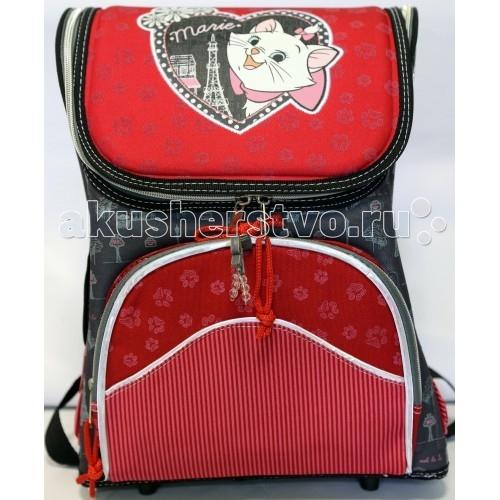 Игралия Ранец-рюкзак MerieРанец-рюкзак MerieИгралия Ортопедический ранец-рюкзак Merie изготовлен из высококачественных, нетоксичных, эталонных материалов, очень прочный и надежный, а также совершенно безопасен для ребенка!  Особенности: ортопедическая EVA-спинка рюкзака служит для предупреждения нарушения осанки имеет легкий вес(менее 800 г), при этом держит форму, жесткий каркас при необходимости молния расстегивается полностью внутри 2 отделения для учебников и тетрадей и 3 внешних отделения: - передний карман на молнии - боковой карман на липучке - боковой карман - эластичная сетка для бутылки эффектная, спокойная, немаркая элегантная расцветка изготовлено из непромокаемого материала, легко чистится и моется<br>