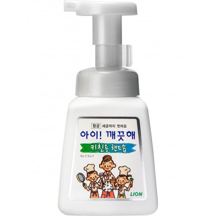 Купить CJ Lion Кухонное мыло-пенка для рук Ai - Kekute с антибактериальным эффектом флакон 250 мл в интернет магазине. Цены, фото, описания, характеристики, отзывы, обзоры