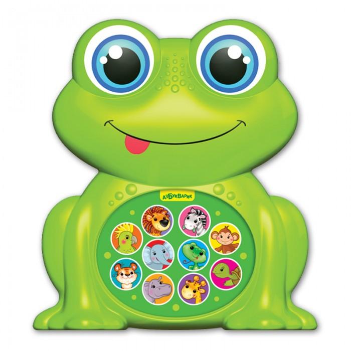 Электронные игрушки Азбукварик Плеер Лягушонок азбукварик игрушка азбукварик зверята с огоньками лягушонок