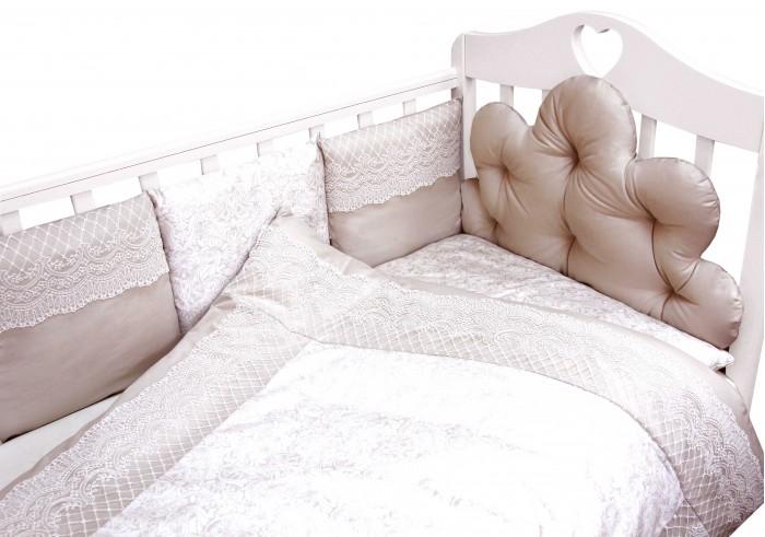 Купить Комплект в кроватку Топотушки Облака (6 предметов) в интернет магазине. Цены, фото, описания, характеристики, отзывы, обзоры