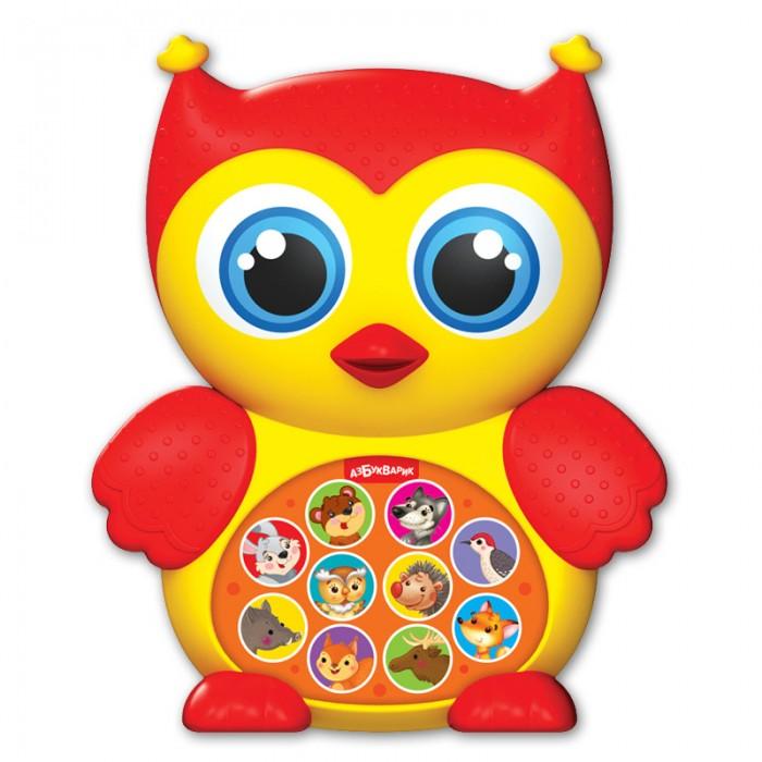 Электронные игрушки Азбукварик Плеер Совушка азбукварик 2216 зверята малышата цыпленок