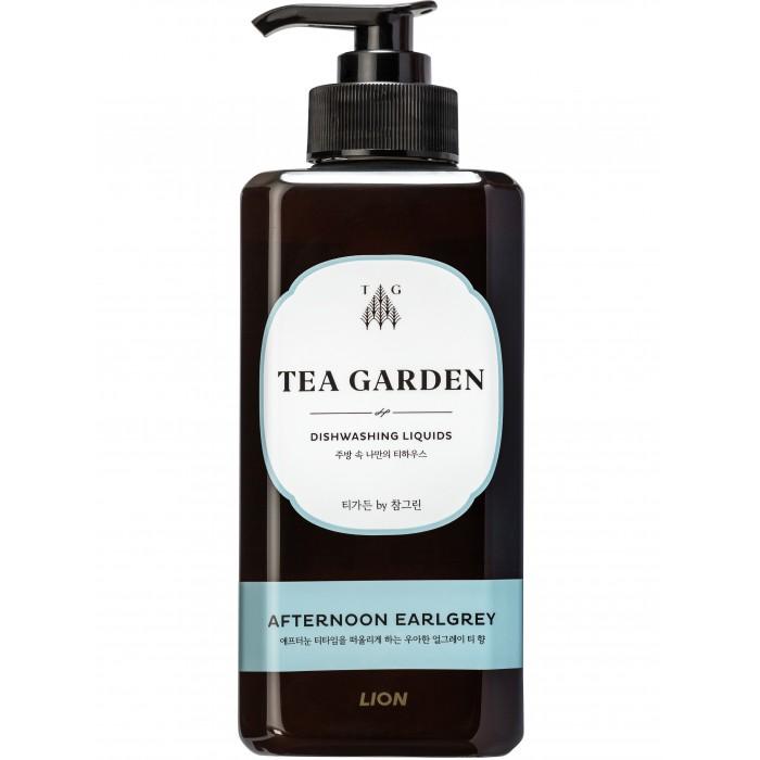 Бытовая химия CJ Lion Средство для мытья посуды Chamgreen Tea Garden Бергамот 500 гр