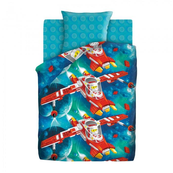 Купить Постельное белье 1.5-спальное, Постельное белье Непоседа Конструктор (3 предмета)
