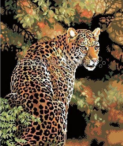 Molly Мозаичная картина Ожидание 40х50 см