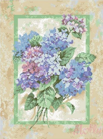 Творчество и хобби , Картины своими руками Molly Мозаичная картина Рукоделие 40х50 см арт: 63065 -  Картины своими руками