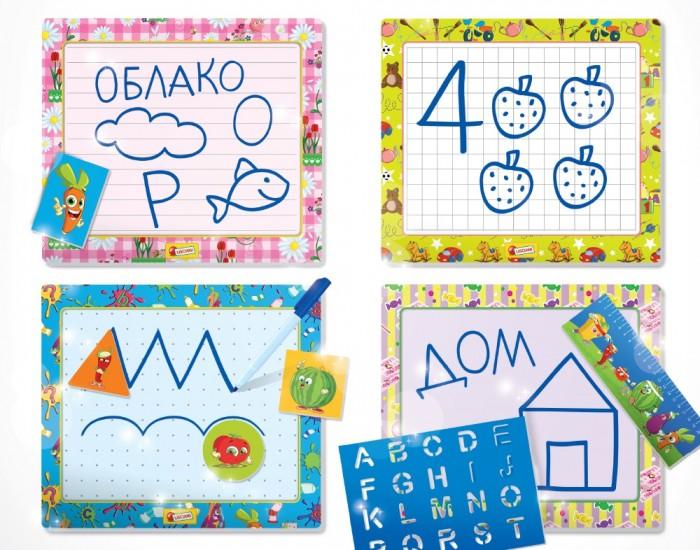 Lisciani Обучающая игра Школа письма