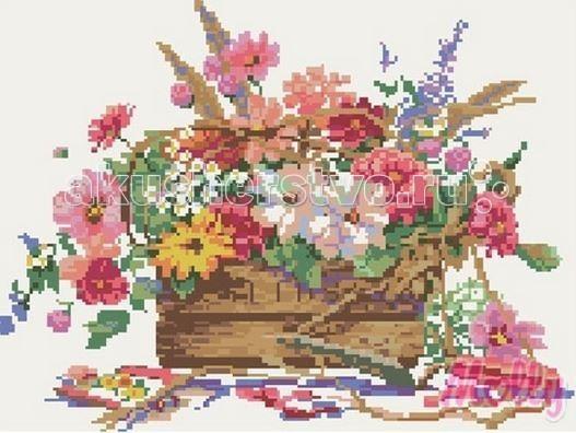 Molly Мозаичная картина Солнечное настроение 40х50 см