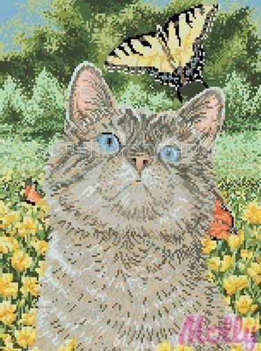 Творчество и хобби , Картины своими руками Molly Мозаичная картина Любование 40х50 см арт: 63086 -  Картины своими руками