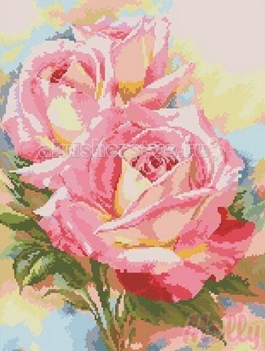 Molly Мозаичная картина Чайные розы 40х50 смМозаичная картина Чайные розы 40х50 смМозаичная картина Molly Чайные розы 31 цветов - оригинальный набор, позволяющий создать первую картину, благодаря поэтапной выкладке мозаикой полотна.    В наборе:    Тканевый холст с клеевым слоем и с нанесенной схемой рисунка;  Металлический пинцет;  Пластиковый контейнер для элементов мозаики;  Специальный карандаш;  Клей-липучка для карандаша;  Комплект разноцветных мозаичных элементов диаметром 2,5 мм;   Размер: 40 х 50 см Количество цветов: 31 Уровень сложности: сложный<br>