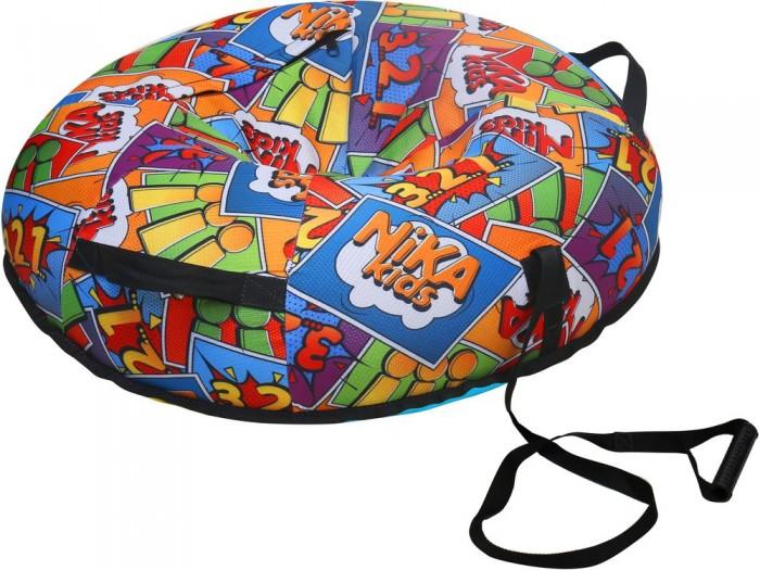 Купить Тюбинг Ника ТБ5К-90 В стиле комиксов 90 см в интернет магазине. Цены, фото, описания, характеристики, отзывы, обзоры