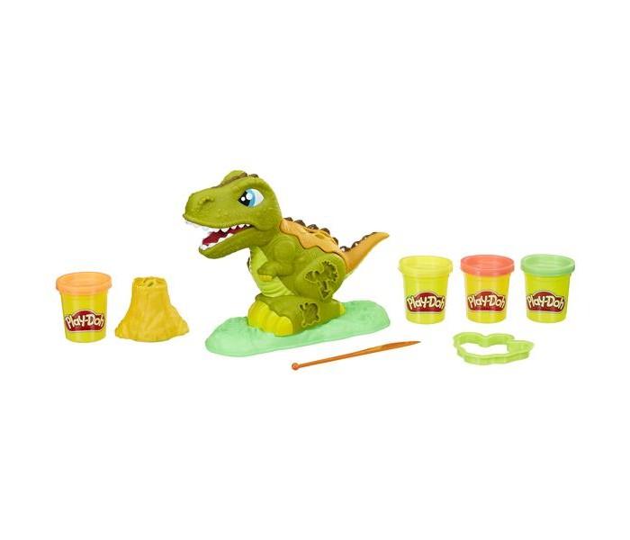 Play-Doh Игровой набор Могучий Динозавр фото