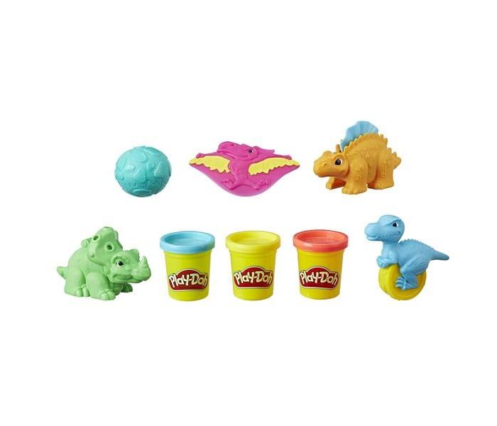 Play-Doh Игровой набор Малыши-Динозаврики