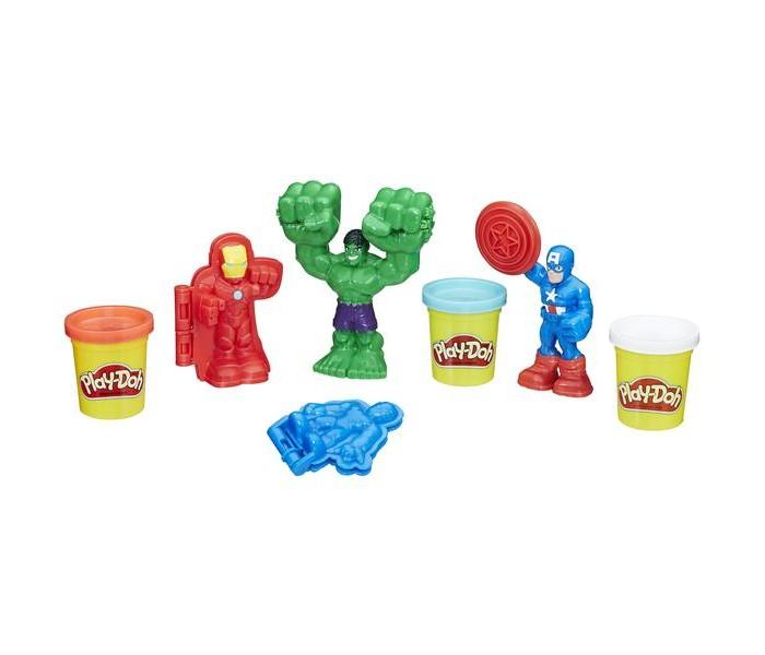 Play-Doh Игровой набор Герои Марвел