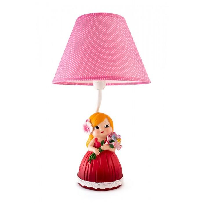 Светильники, Светильник Лючия 230 Алёнушка детский настольный  - купить со скидкой