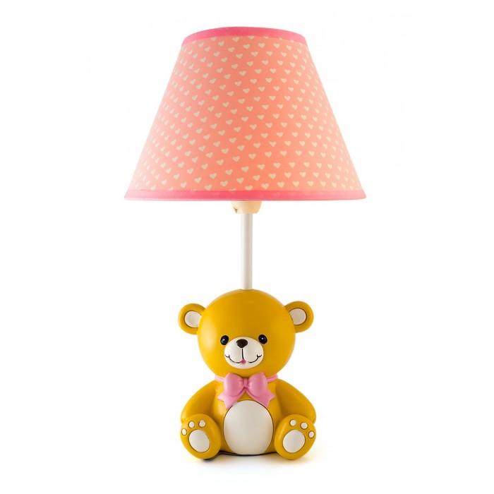 Светильники, Светильник Лючия 233 Братец Медвеженок детский настольный  - купить со скидкой