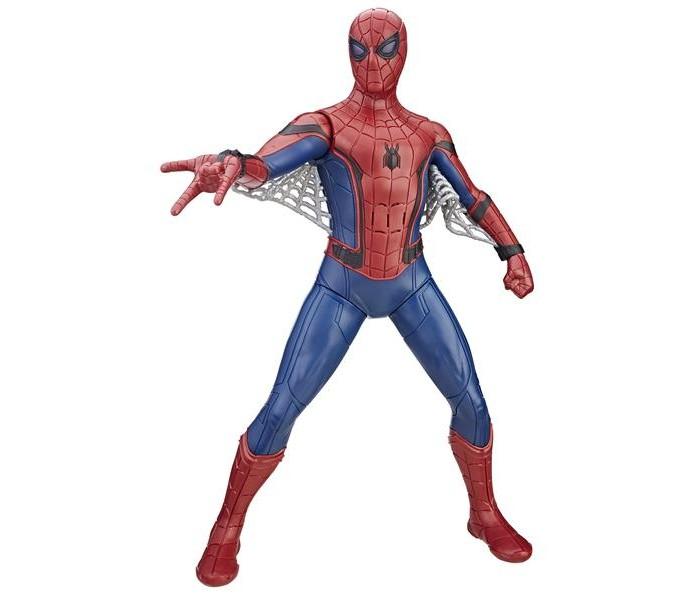 Купить Игровые фигурки, Spider-Man Фигурка человека-паука со световыми и звуковыми эффектами 38 см