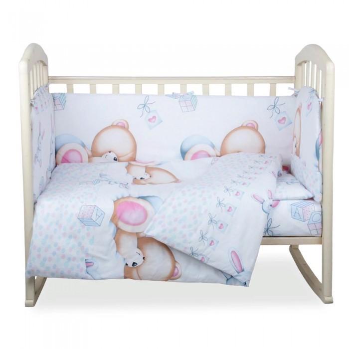 Комплект в кроватку Alis Игрушки (4 предмета)
