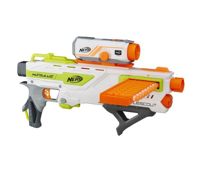 Купить Игрушечное оружие, Nerf Hasbro Бластер Модулус Баттлскаут
