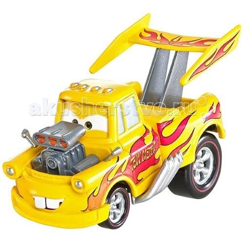 Disney Mattel Cars Тачки 2 Mater (Мэтр)