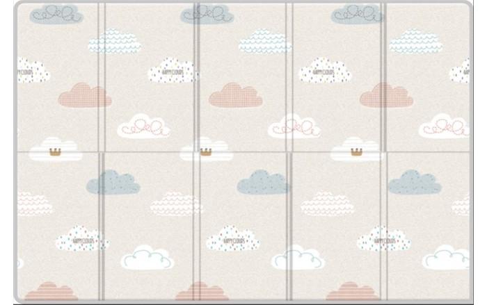 Купить Игровые коврики, Игровой коврик Parklon Складной Sillky Portable Облачка 140х200 см