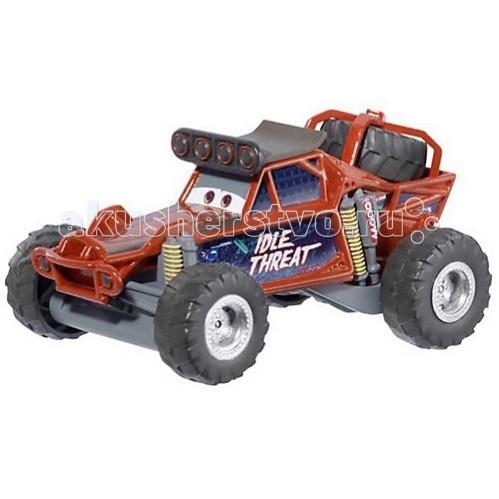 Машины Disney Mattel Cars Тачки 2 RS-500 Idle Threat mattel mattel игровой набор cars большой гараж