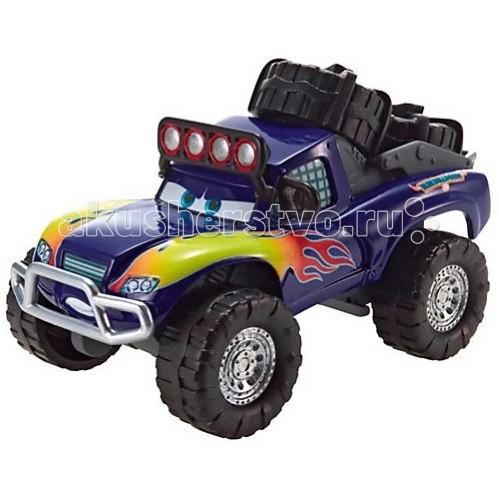 Машины Disney Mattel Cars Тачки 2 RS-500 Blue Grit disney игрушка